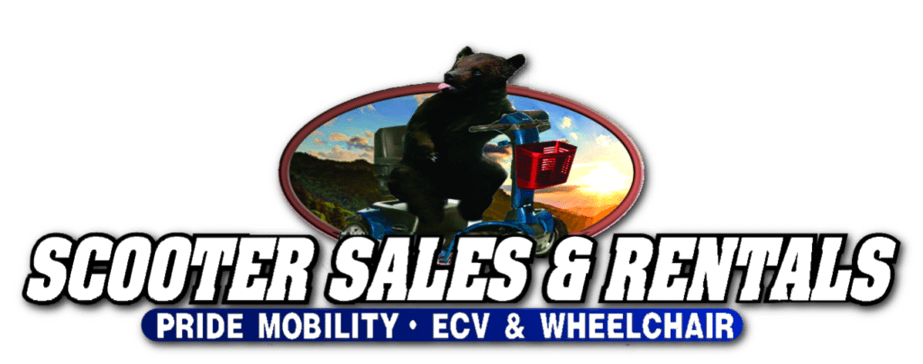 Scooter Sales & Rentals Logo