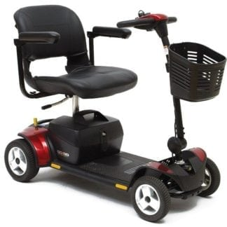 Pride Gogo Sport 4 Wheel Scooter Scooter Sales And Rentals